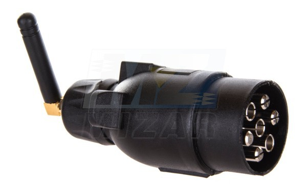 Zestaw Lamp Led Tył Bezprzewodowe Na Magnes 12v 24v Walizka Connix